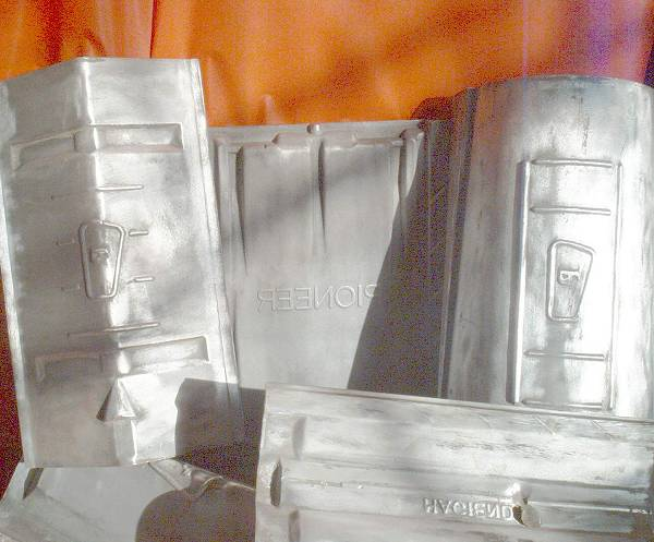 aluminum Roofing tile picture