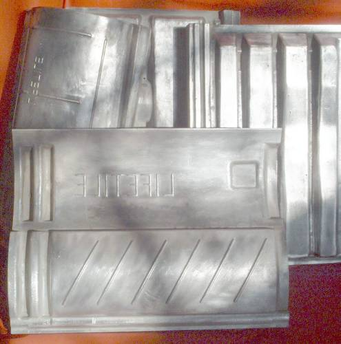 Picture Gallery Roof Tile Molds Images- Aluminum Tile Molds for the