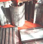 picture of old roof tile molds