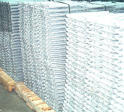 Production Concrete Roofing Molds