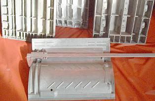 image of tile mold die casting
